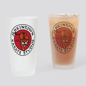 The Goldbergs Karate Drinking Glass