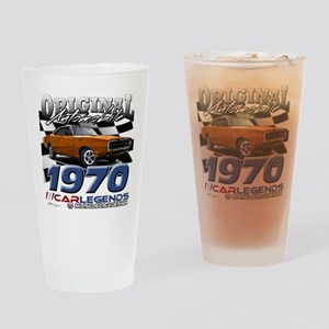 1970 Charger Drinking Glass