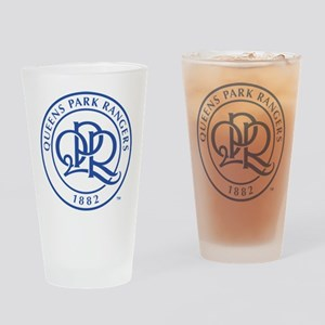 Queens Park Rangers Seal Drinking Glass
