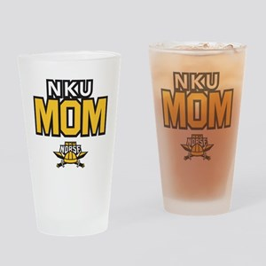 Northern Kentucky NKU Norse Mom Drinking Glass