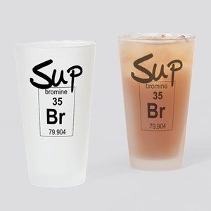 Sup Bromine Drinking Glass