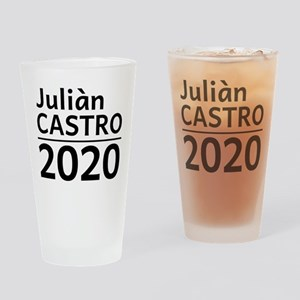 Castro 2020 Drinking Glass