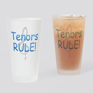 tenors rule- Drinking Glass