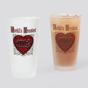 World's Best Cuddler Pint Glass