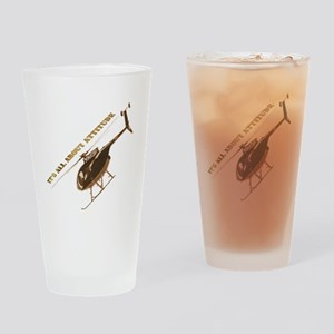 It's all about Attitude Pint Glass