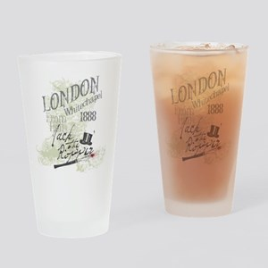 Jack the Ripper London 1888 Pint Glass