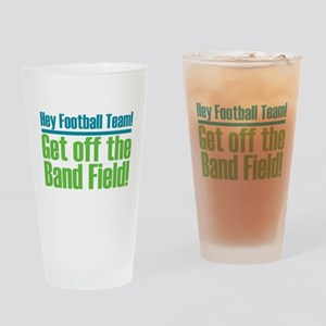 Marching Band Field Pint Glass