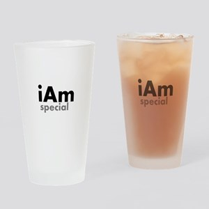 iAm Special Merchandise Drinking Glass