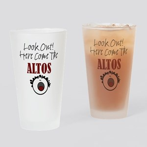 Alto Drinking Glass