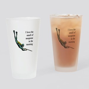 Neoprene Diver Drinking Glass