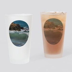 Waves and rocks 72243 - Drinking Glass