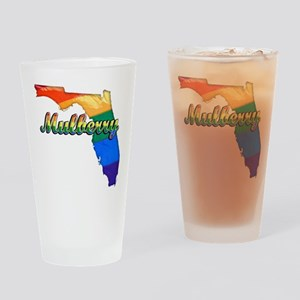 Mulberry, Florida, Gay Pride, Drinking Glass