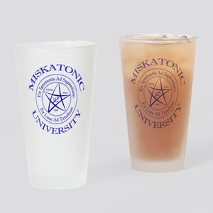 Miskatonic University Drinking Glass
