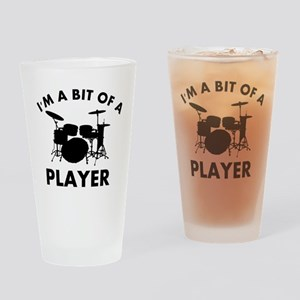 Cool Banjo designs Drinking Glass