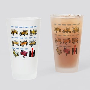 Lineage of IH no lines Drinking Glass