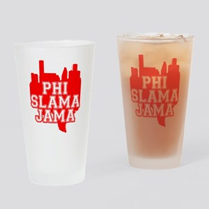 Phi Slama Jama Drinking Glass