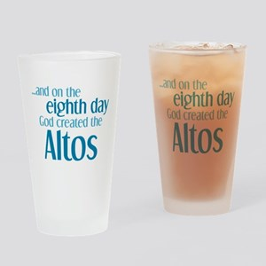 Alto Creation Drinking Glass