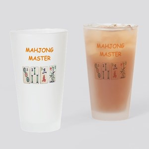 MAHJONG Drinking Glass