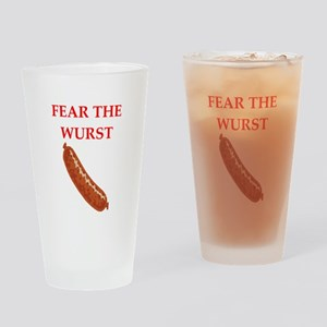 WURST Drinking Glass