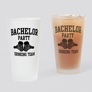 Bachelor Party Drinking Team Drinking Glass