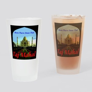 Taj Mahal Drinking Glass