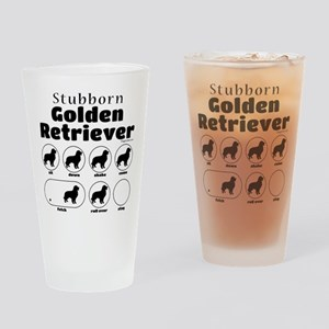 SGRT Drinking Glass