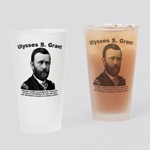 Grant: Peace Drinking Glass