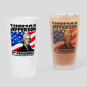 03 Jefferson Drinking Glass