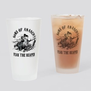 SOA Reaper Gun Drinking Glass