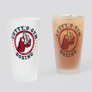 Cutty's Gym The Wire Drinking Glass