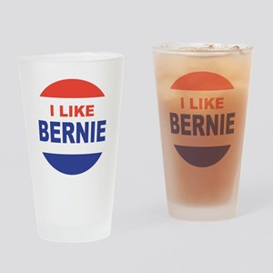 i like bernie 2016 best Drinking Glass