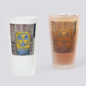 Fallout Shelter Drinking Glass