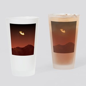 Beagle 2 landing on Mars - Drinking Glass