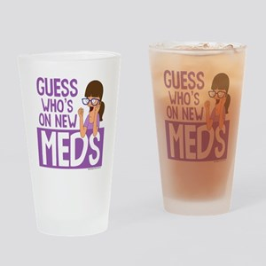 Bob's Burgers Gayle Drinking Glass