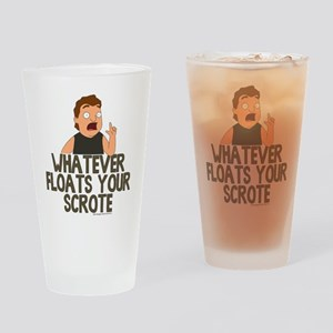 Bob's Burgers Zeke Drinking Glass
