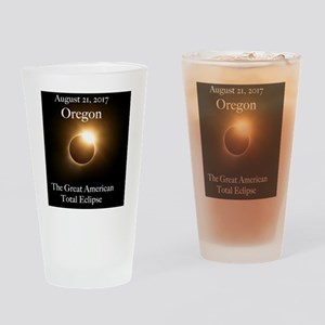 Diamond Ring in Oregon Drinking Glass