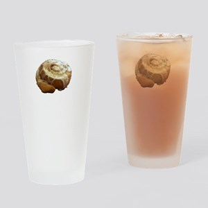Buns Of Cinnamon Drinking Glass