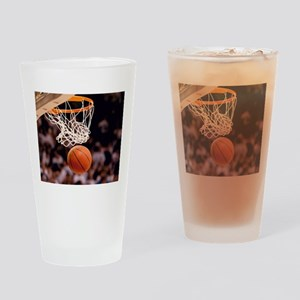 Basketball Scoring Drinking Glass