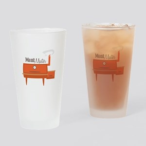 Meat Master Drinking Glass