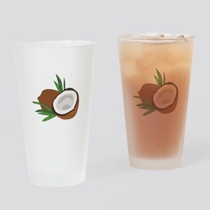 Coconut Drinking Glass