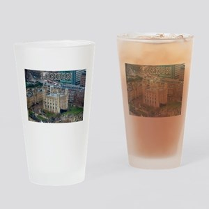 Tower of London Pro Photo Drinking Glass