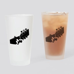Guitarist Drinking Glass