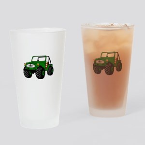 Toyota land cruiser Drinking Glass