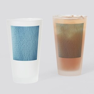 Moon braille - Drinking Glass