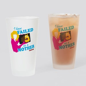 Failed Cake The Goldbergs Drinking Glass