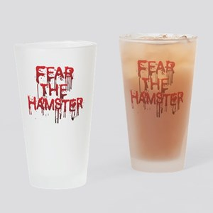 Fear Drinking Glass