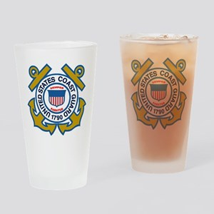 US Coast Guard Drinking Glass