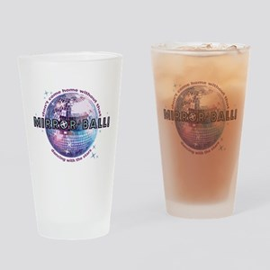 DWTS Dancing With The Stars Drinking Glass