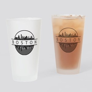 state1light Drinking Glass