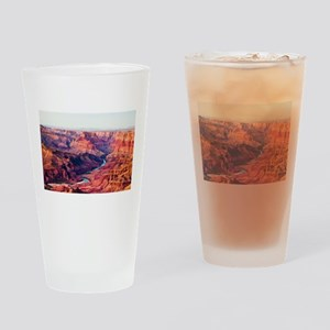 Grand Canyon Landscape Photo Drinking Glass